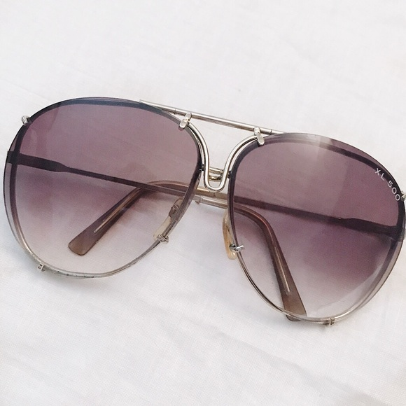 39a4fa1ad02 Vintage Accessories - FINAL FLASH- The 80s Purple Aviators